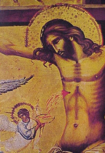christus opnieuw gekruisigd